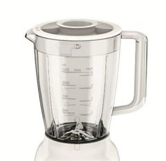 Philips Daily Collection Blender - 1.5L - 400Watt -white - HR2102
