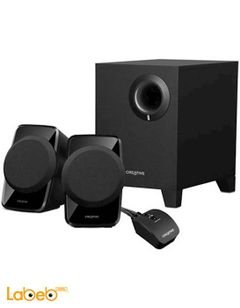 Creative Speakers - 2.1 speaker system with subwoofer - SBS A120
