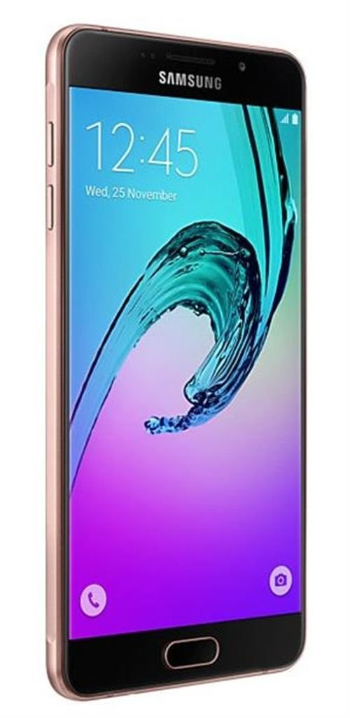 pink Samsung Galaxy A7(2016) 16GB