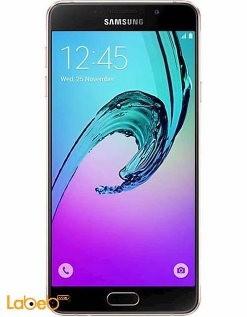 pink side Samsung Galaxy A7(2016) 16GB