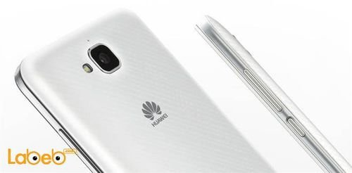 white Huawei Y6 pro smartphone 16GB back