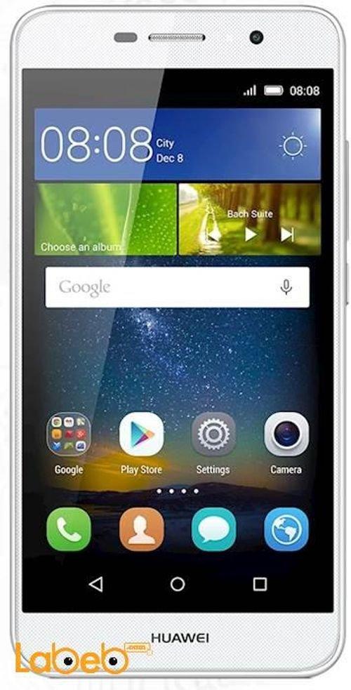 White Huawei Y6 pro smartphone 16GB TIT-U02