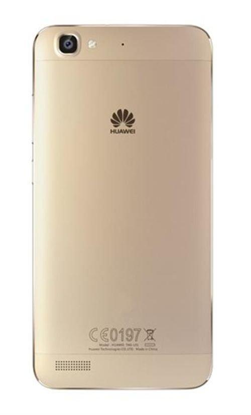 Huawei GR3 smartphone back