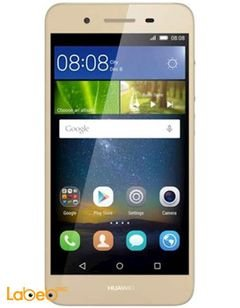Huawei GR3 smartphone - 16GB - 5 inch - gold - TAG-L21 model