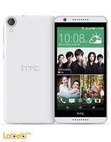 موبايل HTC ديزاير 820G بلس دوال سيم أبيض