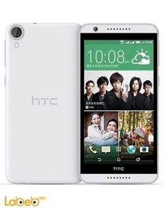 HTC Desire 820G Plus dual sim smartphone - 16GB - Marble White