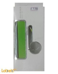 universal power bank - 2600mAh - Green - A5