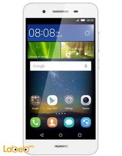 Huawei GR3 smartphone - 16GB - 5inch HD - white - TAG-L21 model