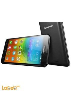 Lenovo A5000 - 8GB - black color - 5 inch - Dual SIM