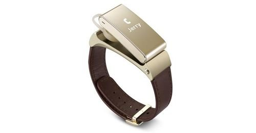 Gold color Huawei TalkBand B2