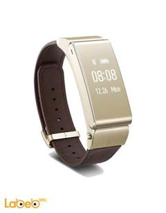 Huawei TalkBand B2 - Bluetooth 3.0 - 0.73 inch - Gold color