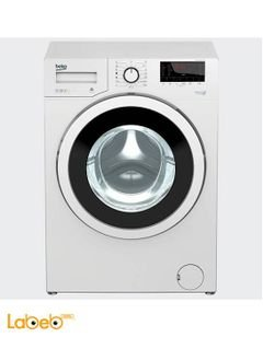 Beko washing machine - 7Kg - 1000Rpm - White - WMY 71033