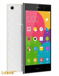 I NEW L3 Smartphone - 16GB - 5 inch - White color - MTK6735