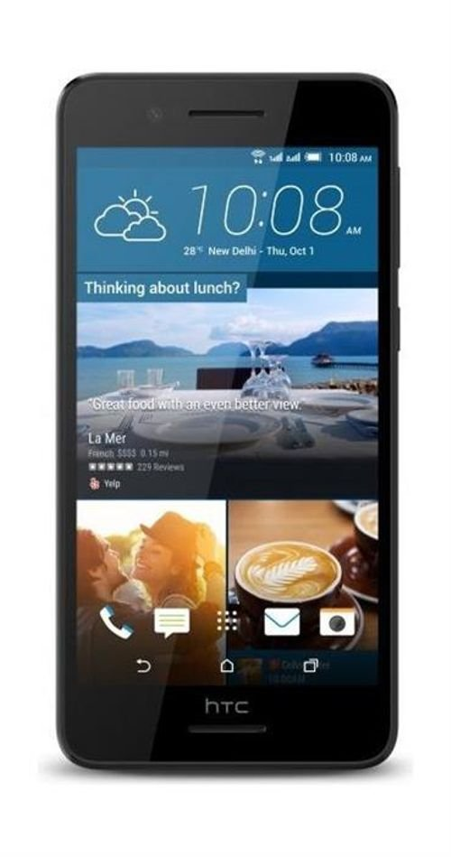 HTC 728 smartphone 16GB 5.5 inch 13MP purple myst