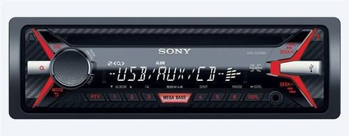 CDX-G1150U Sony car CD player