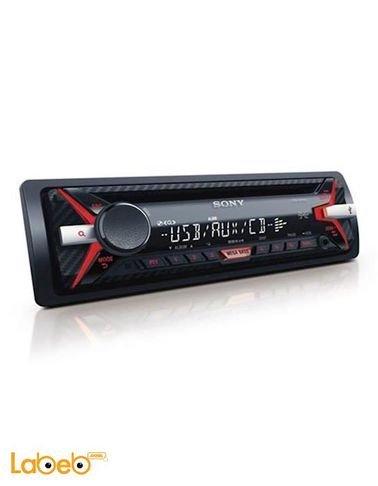 مسجل سوني للسيارة - 4*55 واط - ميجا باس - CDX-G1150U