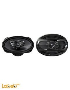 pioneer car speakers - 3 way - 6x9 inch - 500W - TS-A6975R