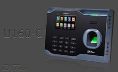 ZKTECO time recording - 3000 fingerprint - black - U160-C