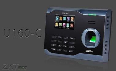 جهاز بصمة أصبع زكتيكو - 3000 بصمة - اسود - ZKTECO U160-C