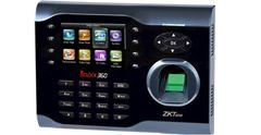 ZKTECO time recording - 8000 fingerprint - 10000 card - iClock360