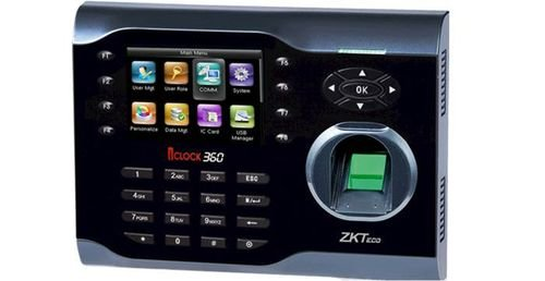جهاز الحضور زكتيكو iClock360