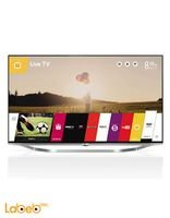 LG Smart TV 55inch Ultra HD LED black model 55UB950v