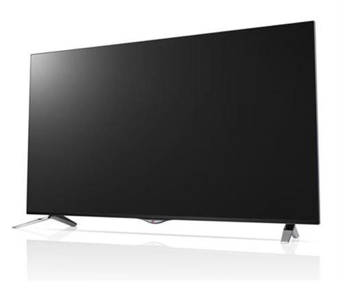 LG Smart TV 55 inch Ultra HD LED black 55UB830v