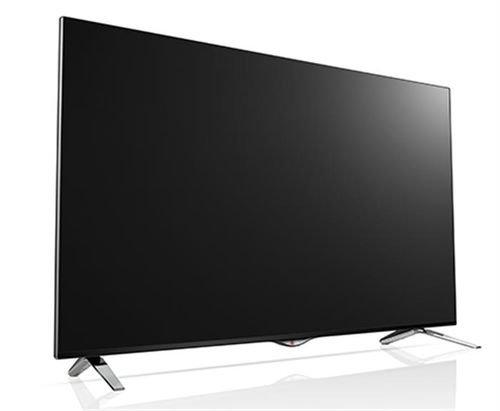LG Smart TV 55 inch Ultra HD LED black