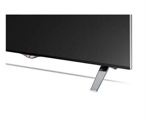 black LG Smart TV 55 inch Ultra HD LED 55UB830v