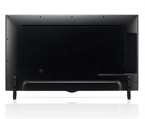 LG Smart TV 55 inch Ultra HD LED back black 55UB830v