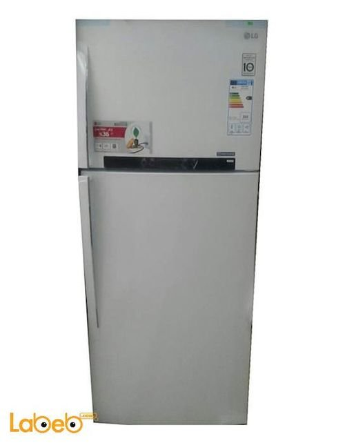 LG Top Mount Refrigerator 507 liters 20CFT white color GNM-732HW