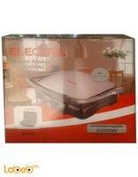 Electrn Panini Maker 2000 Watt El-5003A