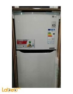 LG Top Mount Refrigerator - 312L - white color - GNB-482W