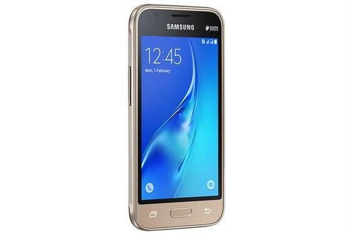 Gold Samsung galaxy J1 mini Dual sim