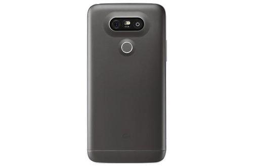 خلفية موبايل ال جي G5 لون معدني