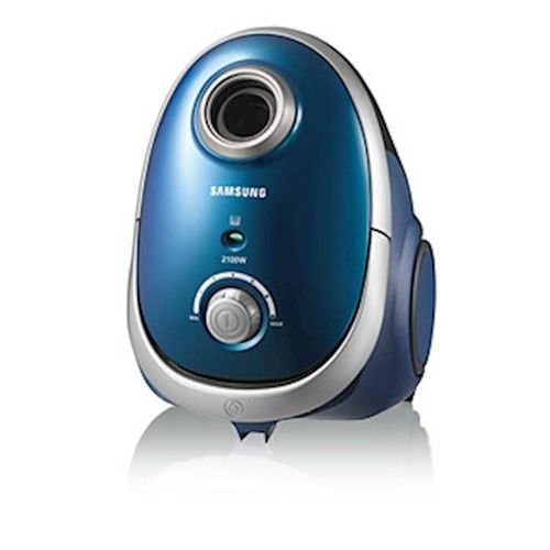 مكنسة كهربائية سامسونج 2100 واط أزرق SC5480