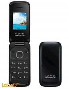 Alcatel Onetouch 10.35 mobile - 1.8inch - Black