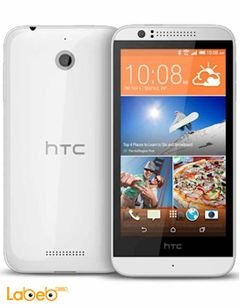 HTC 510 smartphone - 8GB - 4.7 inch - 5MP - White color