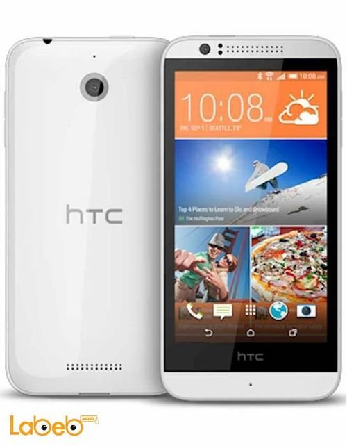 HTC 510 smartphone 8GB White color