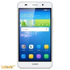 Huawei Y6 smartphone - 8GB - 5inch - White - 4G - SCL-L21
