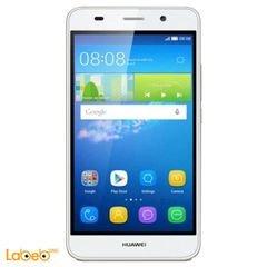 موبايل هواوي Y6 - ذاكرة 8 جيجابايت - 4G - أبيض - موديل SCL-L21