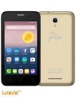 alcatel pixi first smartphone 4GB 4inch Gold color