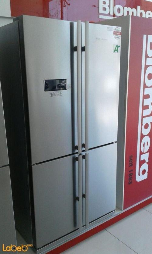 ثلاجة سايد باي سايد Blomberg موديل +KQD 1250 XA