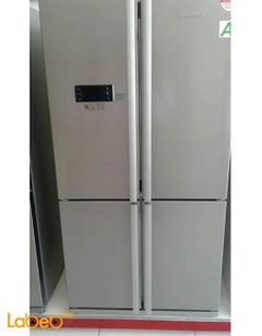 +Blomberg side by side refrigerator - 540L - Silver - KQD 1250 XA
