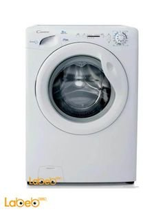Candy Front Load Washing Machine - 8Kg - White - GC 1081D1-S