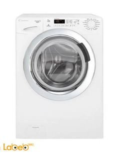 Candy Front Load Washing Machine - 7Kg - White - GV 117DC1-S