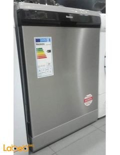 Blomberg dishwasher - 12 seats - Stainless Steel - GSN 9270 XSP
