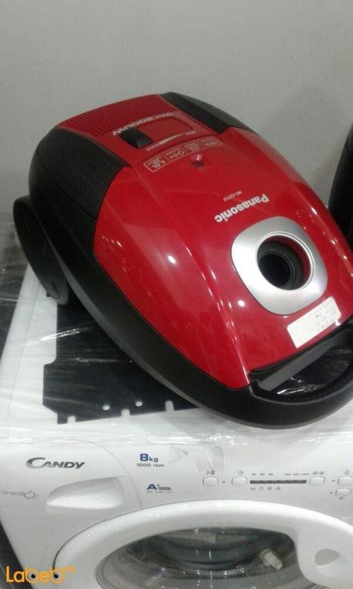 مكنسة كهربائية باناسونيك 2000 واط أحمر MC-CG713