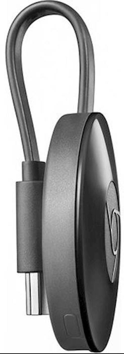 جانب مشغل وسائط متعددة جوجل كرومكاست مخرجان HDMI