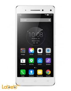 Lenovo Vibe S1 Lite smartphone - 16GB - dual sim - Pearl White